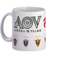 Mug AOV / AOV Garena Rank / Mug Arena Of Valor / Mug Premium / Mug