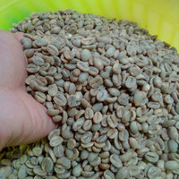 Jual kopi arabika lembang full wash green bean Murah