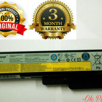 Baterai Battery Original LENOVO 3000 G430 G450 G530 G550 B460 L08S6C02
