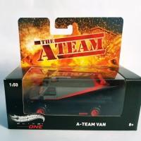 Hot Wheels The A-Team Van - Elite One Edition