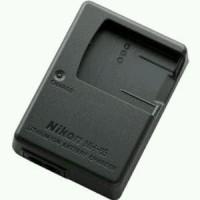 Charger Battery NIKON MH-65 for Baterai Kamera Nikon EN Diskon