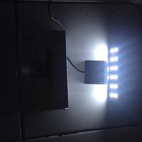 aquarium aquscape lampu led mini 5 watt jepit Berkualitas