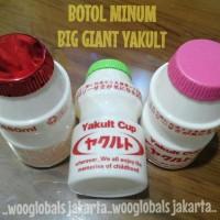 BOTOL Minum Big Size Giant Yakult