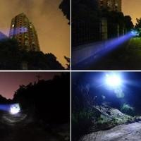 Dijual Mini Flashlight Ultrafire Xml-T6 + Zoom + 18650 Battery