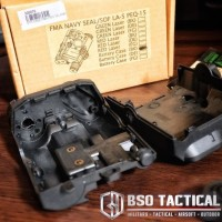 PALING BARU FMA NAVY SEAL/SOF LA-5 PEQ-15 DUMMY BATTERY BOX