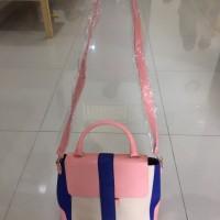 Tas Wanita Pink Blue merk Fladeo