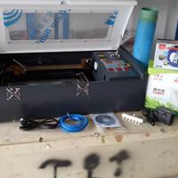 SALE!! MESIN LASER CUTTING Acrylic Mini 2030 Garansi