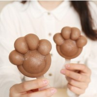 Cetakan Es krim lolipop Bentuk Kaki Ice pop maker ice cream - HPD068