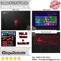 Garskin Laptop Full Body Lenovo Ideapad 320 14'' Series Motif Gaming