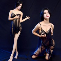 Sexy Lingerie Dress Underwear Fashion Gaun Tidur Baju Malam Seksi Body