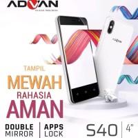 Advan S40 2018 Garansi Resmi