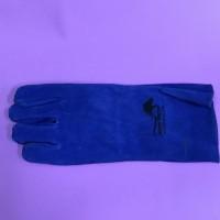 Peralatan Teknik & Perkakas - Sarung Tangan Las Biru 16