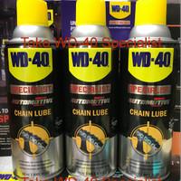WD40 Chain Lube / WD40 Pelumas Rantai /WD 40 Chain Lube/Pelumas Rantai