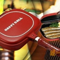 happy call ukuran besar - wajan - double pan