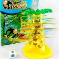 Board game fun family game tumblin monkey tumbling monkeys