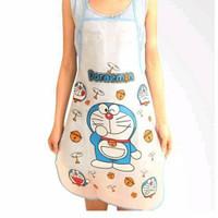 Apron Motif Doraemon