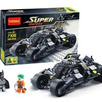 Jual Brick Lego Decool Batman Dark Knight Tumbler 325 Pcs Best Price Murah