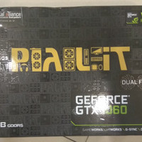 VGA Digital alliance Palit GTX 1060 3gb