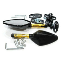 SPION GMA-1223 GAGANG TOMOK GOLD-BLACK