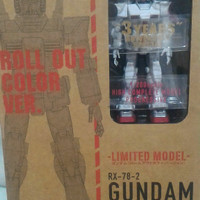 hcm pro rx 78 2 Gundam roll out collor ver