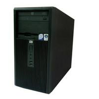 komputer builtup hp 6000 destop