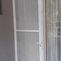 Jual Pintu Kawat Nyamuk Tanpa Tralis / Pintu Expanda ...