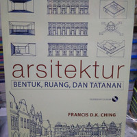 ARSITEKTUR BENTUK RUANG DAN TATANAN ED.3