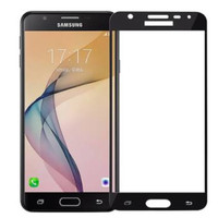 Samsung Galaxy C7 HD Tempered Glass 2.5D Full Screen Protector