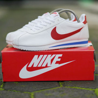 """ORIGINAL"" NIKE CORTEZ FORREST GUMP LEATHER SNEAKERS"