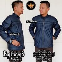 boy Harley 3 jacket / jacket kulit