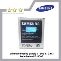 Baterai Batre Battery Samsung Galaxy V G313 Ace3 Ace4 S7270 ORIGINAL
