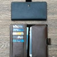 Dompet Kulit Sarung HP Smartphone VIVO dari Kulit Original