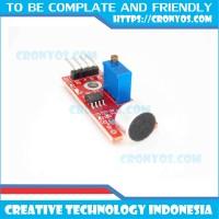 ky-037 / ky037 Sound detector Sensor / Sensor Suara Arduino