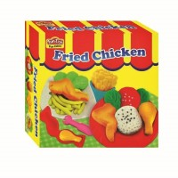 Harga Mainan Lilin Fun Doh Fried Chicken | WIKIPRICE INDONESIA