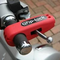 Jual Griplock grip lock kunci gembok pengaman anti maling stang motor murah Murah