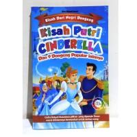 Buku cerita Kisah Putri Cinderella dan dongeng lain - buku dongeng - J