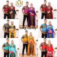 sarimbit stelan long candy[baju batik couple[batik muslim[batik solo
