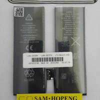 iPhone 5 / 5S / 5C Battery - Batre - Baterai jamin 100% Original