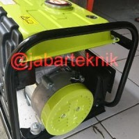 GENSET BENSIN 1000 WATT GENERATOR POWER ONE PT 2200 MURAH