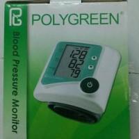 Tensimeter Pergelangan Polygreen Kp-6230 / Tensi polygreen pergelanga