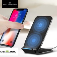 Wireless charger for iphone X 8 8 plus dan samsung galaxy note 8 s8