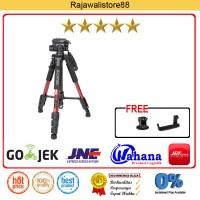 Zomei Q111 RED Camera Tripod For Dslr Canon Nikon Sony Gopro Xiaomi