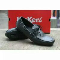 terlaris Sepatu Casual Kickers Mocassin Pita tas pria wanita