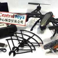 Berkualitas RC Quadcopter JXD 509W Pioneer UFO WIFI Phone Control 2 4
