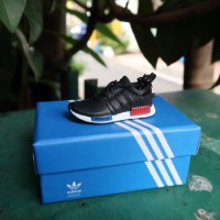 Gantungan Kunci 3D Sneakers Keychain ( NMD, Air Jordan, Yeezy)