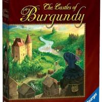 Berkualitas The Castles Of Burgundy Board Game