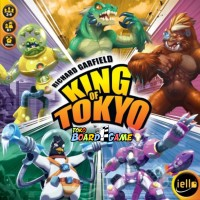 Berkualitas King of Tokyo Board Game Original BoardGame Games