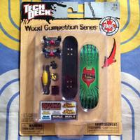 Berkualitas Tech Deck Wooden Kayu Competition Series World Industries