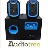 Toko Komputer Lengkap Speaker Aktif Advance Duo 600,Spiker Audiotree