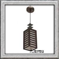 lampu gantung hias rumah dekorasi meja bar minimalis susun 1 Garansi